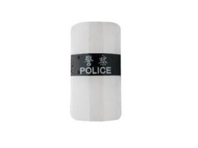 警用pc透明防暴盾牌
