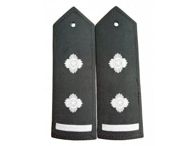 二级警司肩章