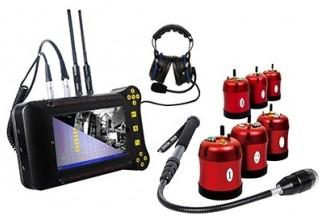 【新品首发】控标利器,凌天V9防爆无线音视频生命探测仪