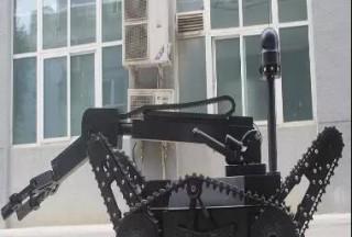 【新品首发】MK6长臂重型排爆机器人
