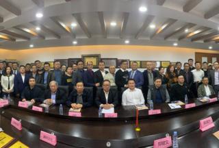 守门神科技产品亮相2019中国安检排爆行业联盟年会!