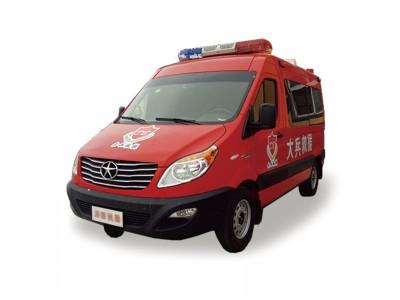 消防巡逻车