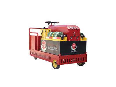 电动助力车式压缩空气泡沫灭火系统