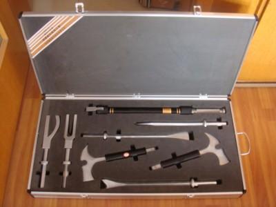 生产手动破拆工具组-撬斧八件套  救援破拆套装工具