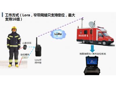 北京网格 新品 消防单兵定位系统 应急救援 应急通讯 消防器材