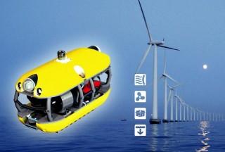 【新品首发】无与伦比的水下检测的终极载体——水下机器人