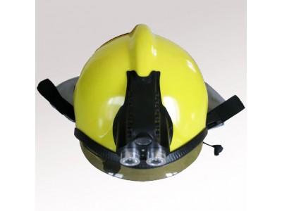 消防智能头盔 带音视频采集照明功能