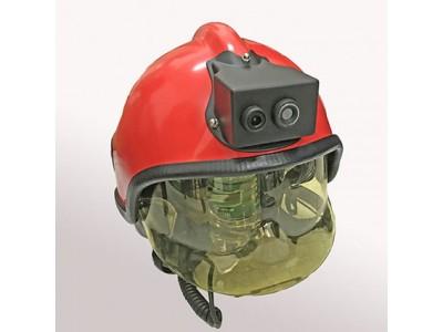 热成像头盔移动无线远程实时监控