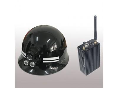 北京网格 4G智能头盔 安全帽 消防设备