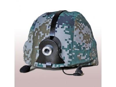北京网格迷彩高强度智能头盔应急通讯厂家直销
