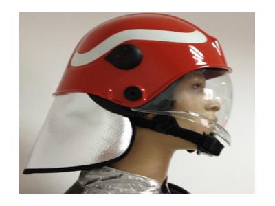 消防头盔-克罗地亚进口