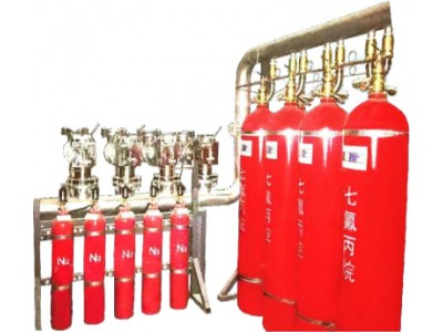 七氟丙烷灭火设备(5.6Mpa)
