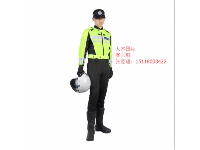 交警夏骑行服/交警骑行装备/铁骑服/警用骑行服/警用摩托车骑行服
