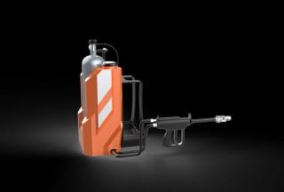 【新品发布】这款压缩空气泡沫灭火装置,重量轻射程远用途广,适用于各类初期火灾...