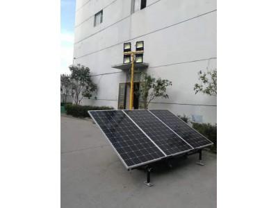 移动照明车太阳能LED移动照明灯塔