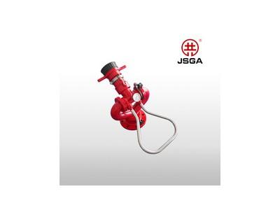 潍坊共安消防固定式消防水炮/手动消防水炮/高压水炮生产厂家 PS80