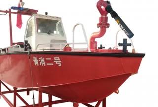 【新品首发】消防执法巡逻灭火救援艇