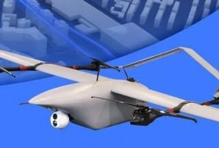 一张图全面了解39V油电混动复合翼无人机