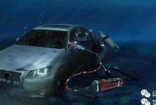 【视频】汛期临近,跟着镜头潜入水底,近距离体验真实的深水破拆救援