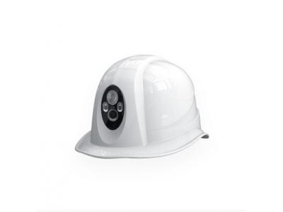 智能头盔 智能安全帽_多功能可视化安全生产智能安全帽-深圳市威尔电器