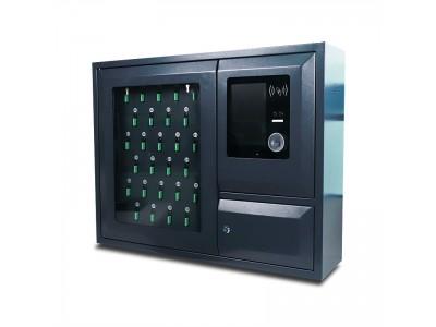 智能钥匙柜 车辆钥匙管理柜 车辆钥匙柜 车管所钥匙柜智能储物柜刷卡钥匙柜定制批发
