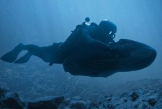 """【新品发布】神奇的水下推进器,可潜60米深,实现真正的""""如鱼得水"""""""