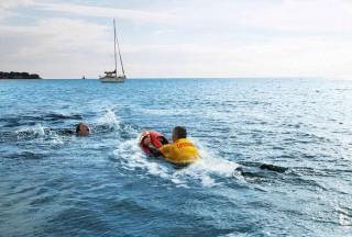 【新品发布】可潜40m深!水下救援艇,危急时刻迅速响应